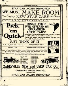 Zanesville Times Recorder, August 26, 1926, Page 13