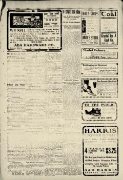 Ada Evening News, February 09, 1905, Page 3