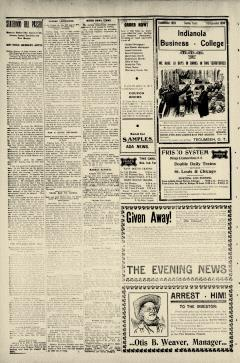 Ada Evening News, February 09, 1905, Page 4