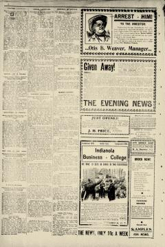 Ada Evening News, March 02, 1905, Page 4