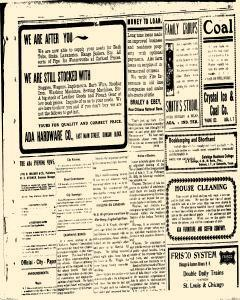 Ada Evening News, March 02, 1905, Page 9