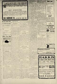Ada Evening News, May 27, 1905, Page 3