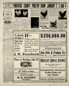 Ada Evening News, January 04, 1919, Page 2