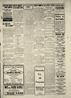 Ada Evening News, February 04, 1919, Page 3