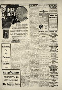 Ada Evening News, February 06, 1919, Page 3