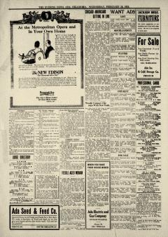 Ada Evening News, February 19, 1919, Page 3