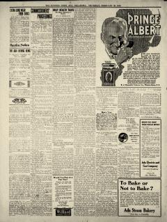 Ada Evening News, February 20, 1919, Page 2