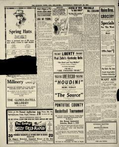 Ada Evening News, February 26, 1919, Page 4