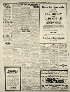 Ada Evening News, February 27, 1919, Page 2