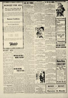 Ada Evening News, March 17, 1919, Page 8