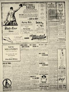 Ada Evening News, March 21, 1919, Page 4