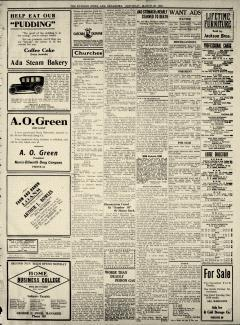 Ada Evening News, March 29, 1919, Page 3
