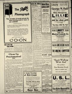 Ada Evening News, March 29, 1919, Page 4
