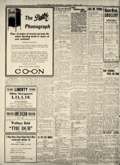 Ada Evening News, April 05, 1919, Page 4