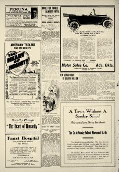 Ada Evening News, May 03, 1919, Page 2