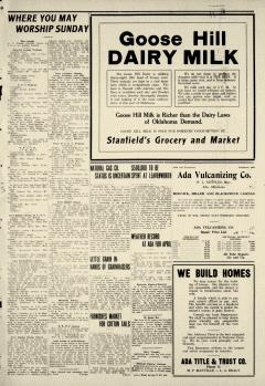 Ada Evening News, May 03, 1919, Page 5