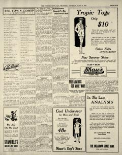 Ada Evening News, June 19, 1919, Page 5