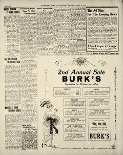 Ada Evening News, June 19, 1919, Page 6