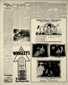 Ada Evening News, June 23, 1919, Page 6