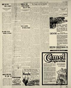 Ada Evening News, July 01, 1919, Page 3