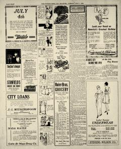 Ada Evening News, July 01, 1919, Page 8