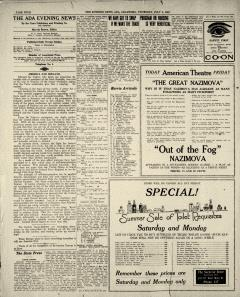 Ada Evening News, July 03, 1919, Page 4