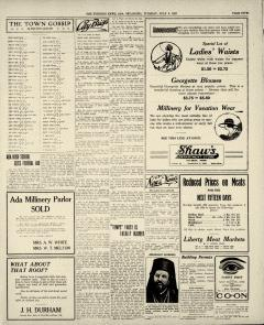 Ada Evening News, July 08, 1919, Page 5