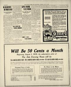 Ada Evening News, July 08, 1919, Page 6
