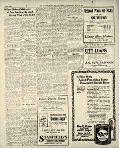 Ada Evening News, July 09, 1919, Page 2