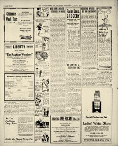 Ada Evening News, July 09, 1919, Page 8