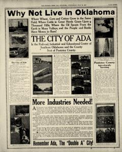 Ada Evening News, July 16, 1919, Page 3