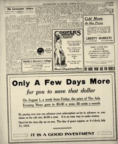 Ada Evening News, July 24, 1919, Page 3