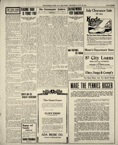Ada Evening News, July 30, 1919, Page 3