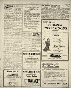 Ada Evening News, July 30, 1919, Page 5