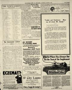 Ada Evening News, August 02, 1919, Page 3