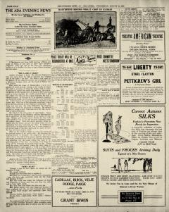 Ada Evening News, August 13, 1919, Page 4