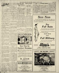 Ada Evening News, August 18, 1919, p. 5
