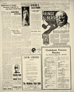 Ada Evening News, August 21, 1919, Page 2