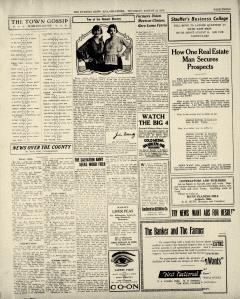 Ada Evening News, August 21, 1919, Page 3