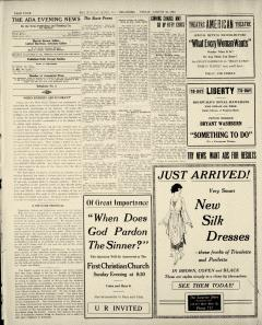 Ada Evening News, August 22, 1919, Page 4