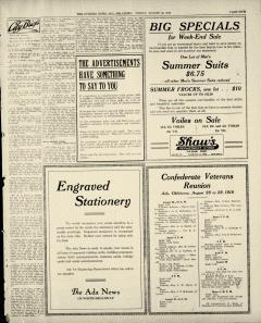 Ada Evening News, August 22, 1919, Page 5