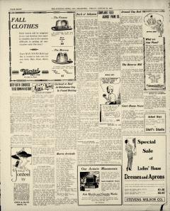 Ada Evening News, August 22, 1919, Page 8