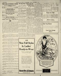 Ada Evening News, September 05, 1919, Page 4