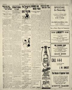 Ada Evening News, September 05, 1919, Page 6