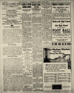 Ada Evening News, October 01, 1919, Page 3