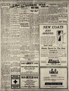 Ada Evening News, October 01, 1919, Page 4