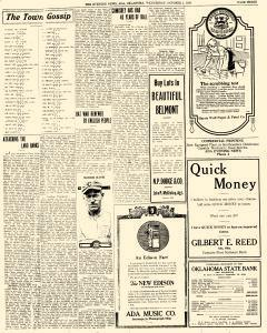 Ada Evening News, October 01, 1919, Page 10