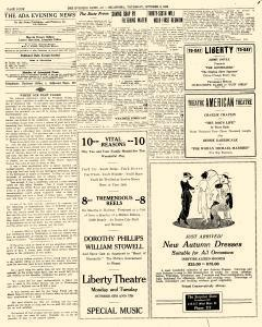 Ada Evening News, October 02, 1919, Page 10