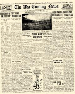 Ada Evening News, October 04, 1919, Page 2