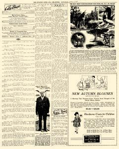 Ada Evening News, October 04, 1919, Page 5